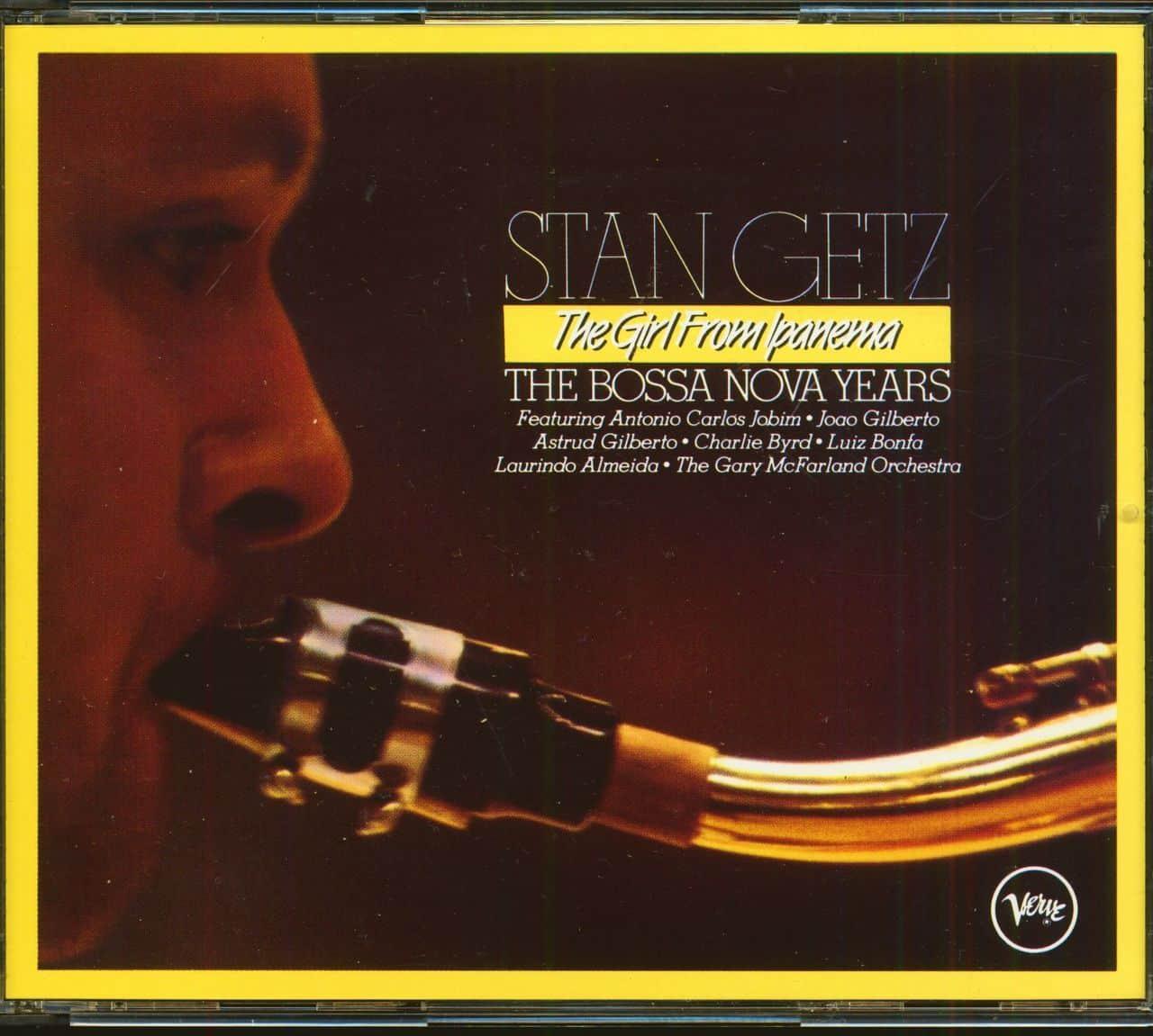 The Girl From Ipanema - Stan Getz - The Bossa Nova Album